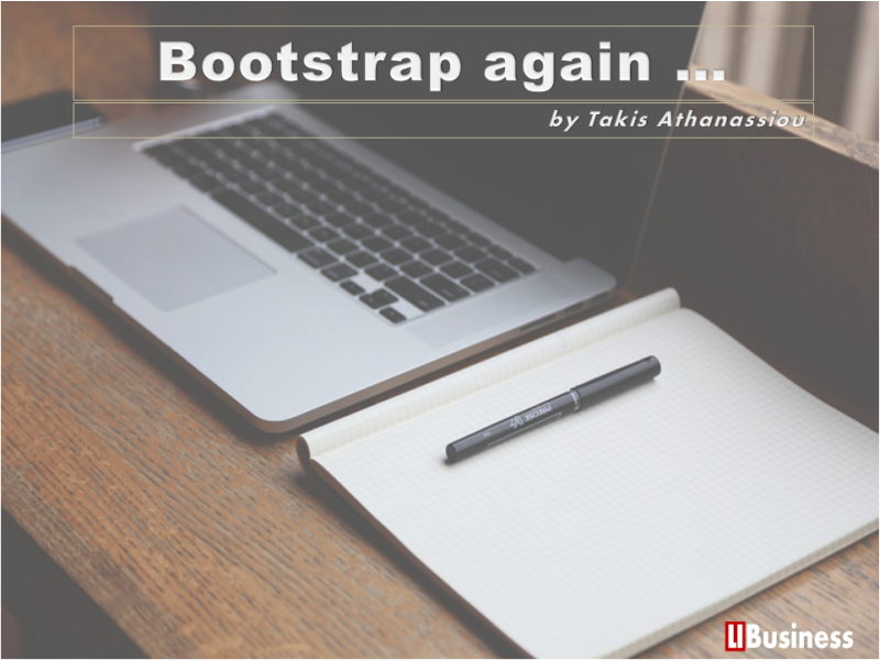 bootstrapt again