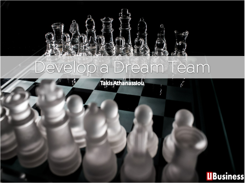 Develop a Dream Team