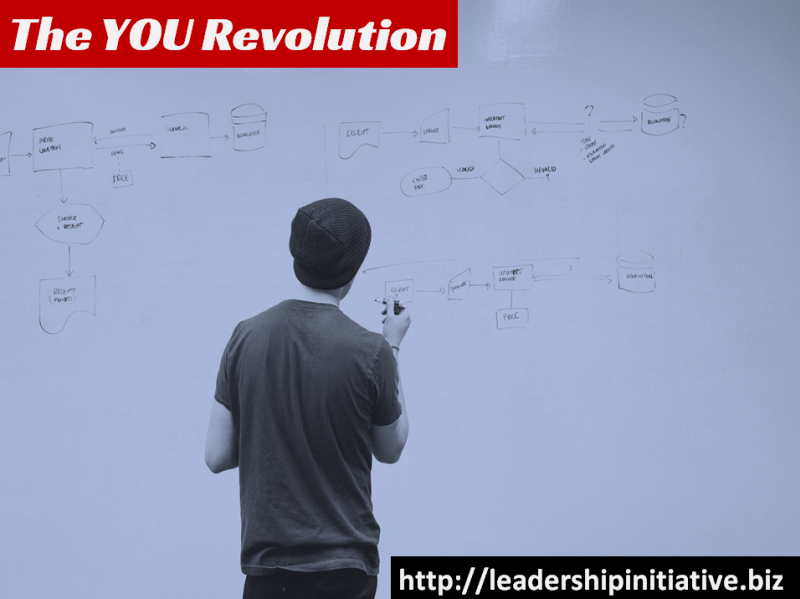 The YOU Revolution