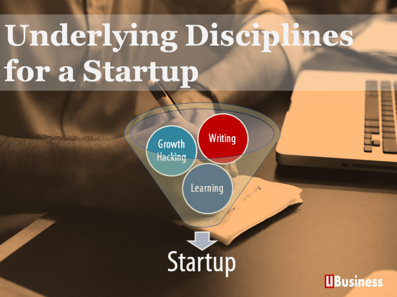 Underlying Disciplines for a Startup
